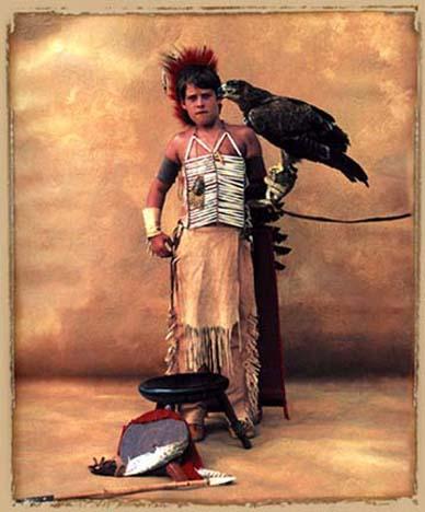 Bill Thornton & Eagle